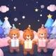 Christmas Bears II - VideoHive Item for Sale
