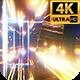 Neon Tech City Flight 4k - VideoHive Item for Sale