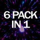 Glow Line Vj Pack - VideoHive Item for Sale