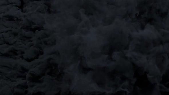 Black Smoke Transiton