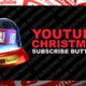 Youtube Christmas Subscribe Buttons - VideoHive Item for Sale