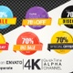 70 Percent Sales Discount Banner - VideoHive Item for Sale