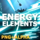 2 Dfx Energy Elements - VideoHive Item for Sale