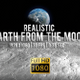 Earthrise - Planet Earth Seen From The Moon - VideoHive Item for Sale