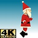 Santa Go Walk - VideoHive Item for Sale