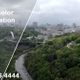 Drone Shooting of the Landscape in Kyiv City - VideoHive Item for Sale