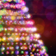 Vj Particle Christmas Tree  Loop - VideoHive Item for Sale