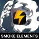 2 Dfx Smoke Elements - VideoHive Item for Sale