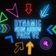 Dynamic Neon Arrow Pack V2 - VideoHive Item for Sale