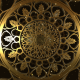 Gold Mandala - VideoHive Item for Sale