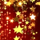 Christmas Stars Background  - VideoHive Item for Sale