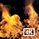 Fire Explosion 4K V4 - VideoHive Item for Sale