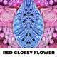 Red Glossy Flower - VideoHive Item for Sale