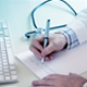 Doctor Writing Prescription - VideoHive Item for Sale