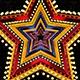 Light Gold Super Star - VideoHive Item for Sale