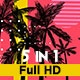Tropical Palm Tree VJ Loops - VideoHive Item for Sale