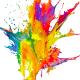 Multicolor Explosion