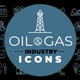 Oil And Gas Industry Icons Pack - VideoHive Item for Sale