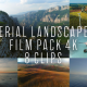 Collection of Aerial Landscapes - Pack of 8 Clips - VideoHive Item for Sale