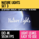Nature Lights (4K Set 3) - VideoHive Item for Sale