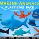 Marine Animals Plasticine Pack - VideoHive Item for Sale