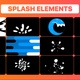 Splash FX Pack | Motion Graphics - VideoHive Item for Sale