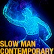 Man Slow Dancing Contemporary - VideoHive Item for Sale