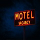 Motel Sign Lit Up At Night - VideoHive Item for Sale