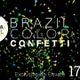 Brazil Color Confetti - VideoHive Item for Sale