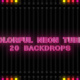 Colorful Neon Tubes - VideoHive Item for Sale