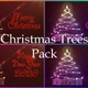 Christmas Trees Pack - VideoHive Item for Sale
