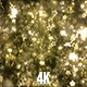 Gold Christmas Stars Background - VideoHive Item for Sale