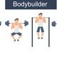 Bodybuilder - VideoHive Item for Sale