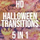 Halloween Transitions - VideoHive Item for Sale