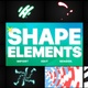 Shape Elements Pack | Motion Graphics - VideoHive Item for Sale