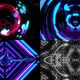 Neon Pulse - VJ Loop Pack (6in1) - VideoHive Item for Sale