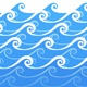 Free Download Cartoon Sea Waves Pack Nulled