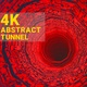 Abstract Colorful Tunnel - VideoHive Item for Sale