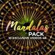 Mandalas Pack 10 Videos 4K - VideoHive Item for Sale