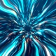 Colorful Wavy Space Star Burst Tunnel 4K - VideoHive Item for Sale