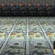 Printing 100 Dollar Bills - VideoHive Item for Sale