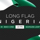 Long Flag Nigeria - VideoHive Item for Sale