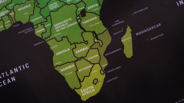 Africa world map by footagestock videohive play preview video gumiabroncs Choice Image
