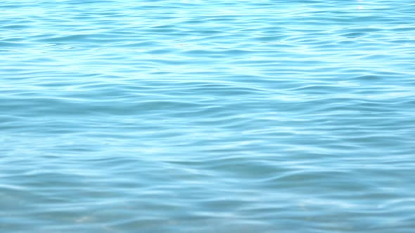 Sea Waves Background 2 (Stock Footage)