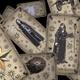 Tarot Cards - Modern Fantasy - Major Arcana - Falling Loop - VideoHive Item for Sale