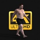 Human Walk Fat Burn 4 K - VideoHive Item for Sale