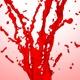 Red Color Splash - VideoHive Item for Sale
