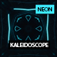 Kaleidoscope   Neon Vj Pack - VideoHive Item for Sale