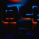 Neon light Countdown - VideoHive Item for Sale