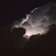 Real Lightning Strikes In Rain Clouds - VideoHive Item for Sale